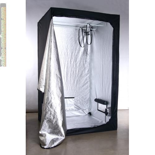Secret jardin armario de cultivo 80x80x160 cm 160 for Cultivo interior marihuana