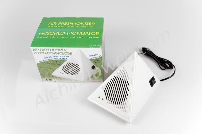 Circuito Ionizador De Aire : Control de aire cultivo indoor